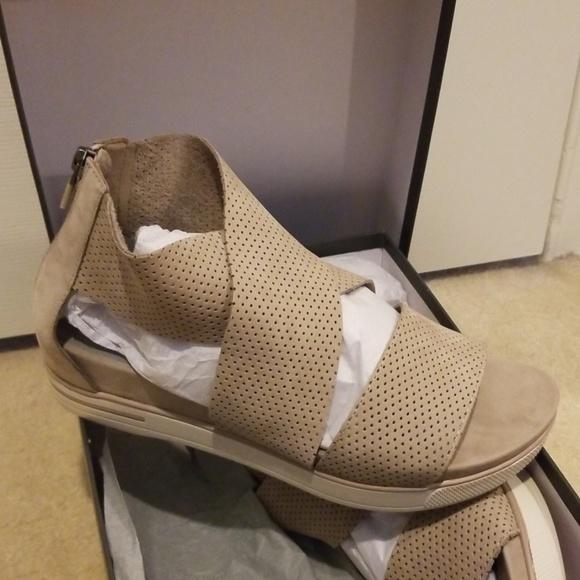 464ffd6f2 Eileen Fisher Shoes   Nwt Sport 3 Nubuck 85   Poshmark
